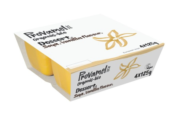 natumi Provamel Bio Soja Dessert Vanille
