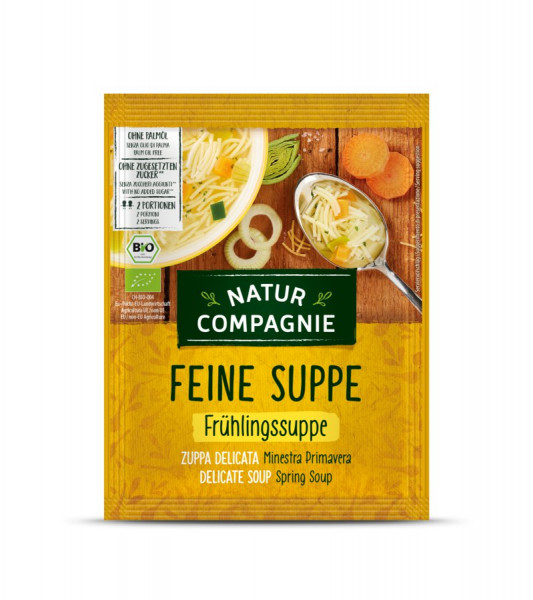 Natur Compagnie Frühlingssuppe