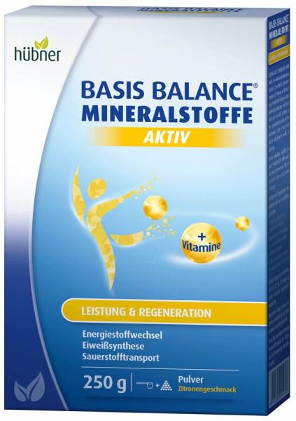 Hübner BASIS BALANCE® MINERALSTOFFE AKTIV 250 g