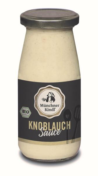 Münchner Kindl Senf Knoblauch Sauce BIO Münchner Kindl 250ml