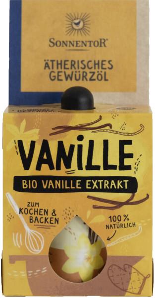 Sonnentor Vanille-Extrakt ätherisches Gewürzöl