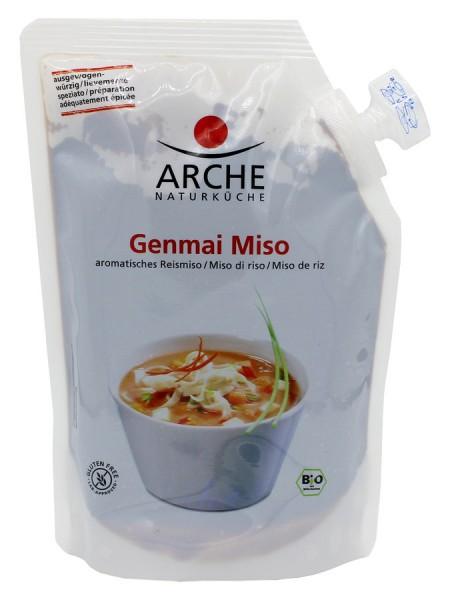Arche Naturküche Genmai Miso, glutenfrei