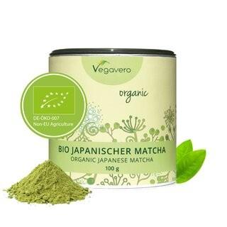 Vegavero Matcha Tee, 100g