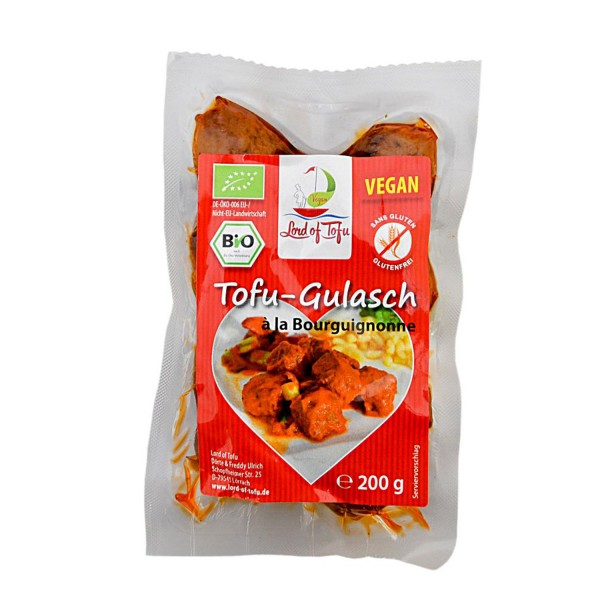 Lord of Tofu Tofu GULASCH, 200g