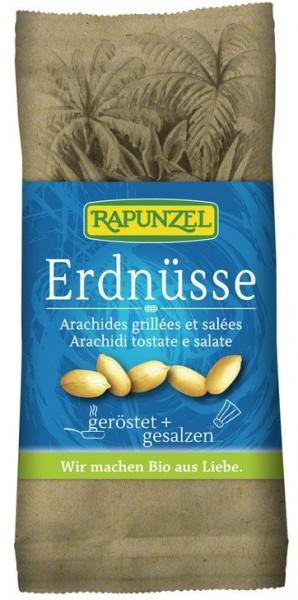 Rapunzel Erdnüsse geröstet gesalzen, 75g