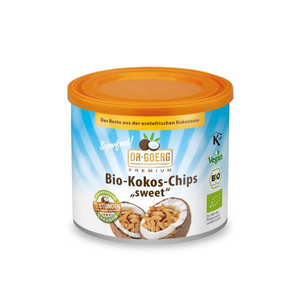 Dr. Goerg Dr. Goerg Premium Bio-Kokoschips 125 g