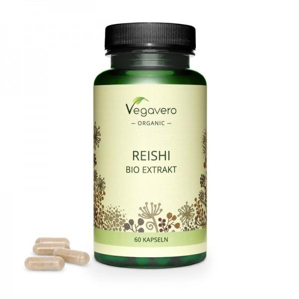 Vegavero REISHI, 60 Kapseln
