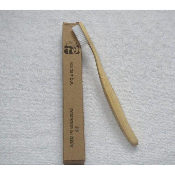Hydrophil Bambus Zahnbürste, mittelweich