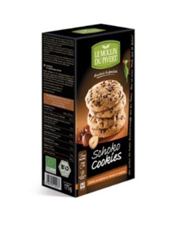 Le Moulin Cookies mit Schokotropfen, 175g
