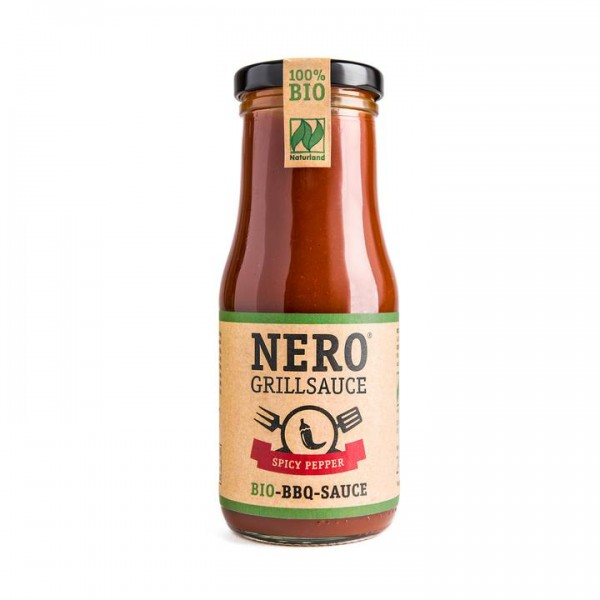 Nero Grillsauce SPICY PEPPER, 250ml