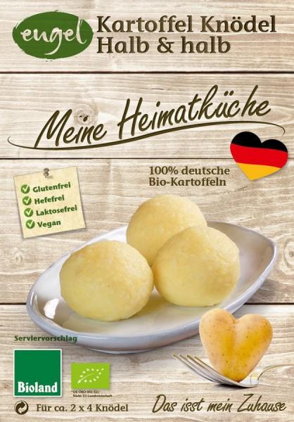 Engel Kartoffelknödel halb & halb