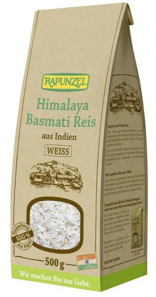 Rapunzel Himalaya Basmati Reis weiß