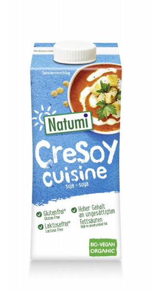Natumi CreSoy Cuisine Sojazubereitung zum Kochen und Backen