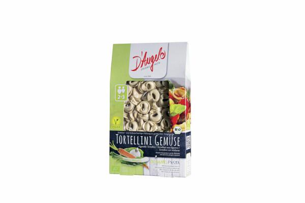 D´Angelo Tortellini Gemüse, Teigware mit gemüsehaltiger Füllung