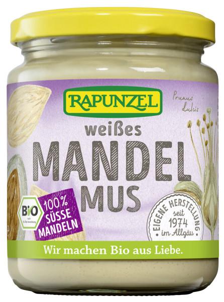 Rapunzel Mandelmus weiß