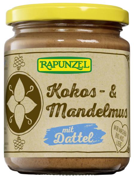 Rapunzel Kokos- & Mandelmus mit Dattel