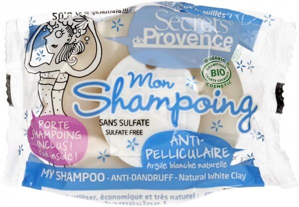 """Secrets de Provence Haarseife """"Anti Schuppen"""""""