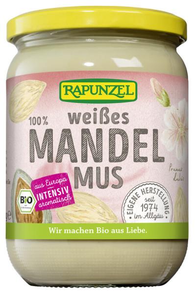 Rapunzel Mandelmus weiß, aus Europa