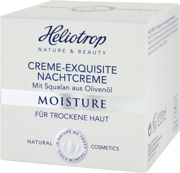 Heliotrop MOISTURE Creme-Exquisite