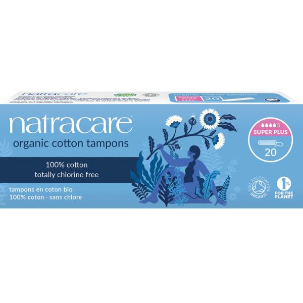 Natracare Tampons Super Plus