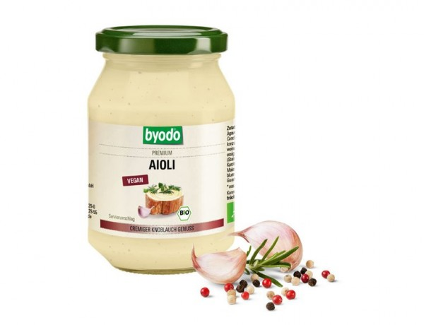 Byodo Aioli, 250ml