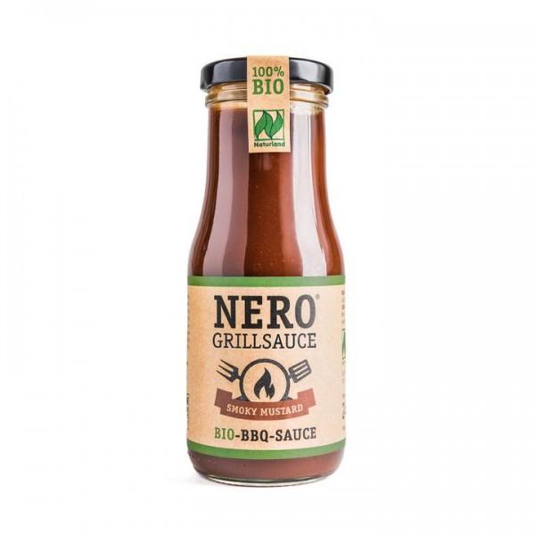 Nero Grillsauce SMOKY MUSTARD, 250ml