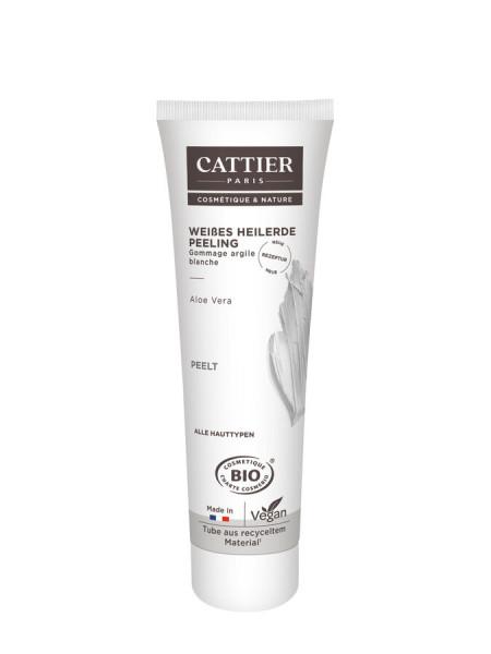 Cattier Cattier Weiße Heilerde Peeling für alle Hauttypen