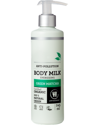 Urtekram Green Matcha BODY MILK , 245ml