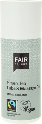 Fair Squared Lube & Massage Gel Green Tea, 150ml