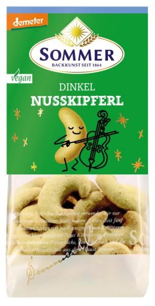Sommer & Co. Demeter Dinkel Nusskipferl