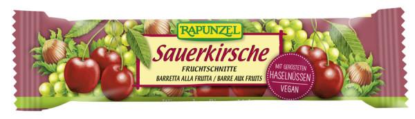 Rapunzel Fruchtschnitte Sauerkirsche