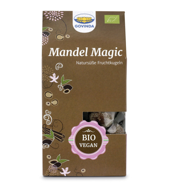 Govinda Mandel-Magic