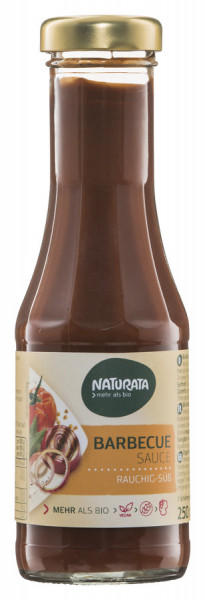 NATURATA Barbecue Sauce