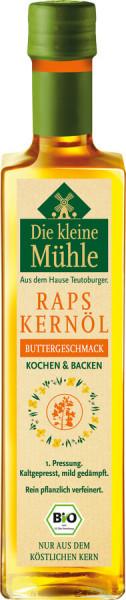 Teutoburger Ölmühle Kl. Mühle Raps-Kernöl BUTTERGESCHMACK 500ml