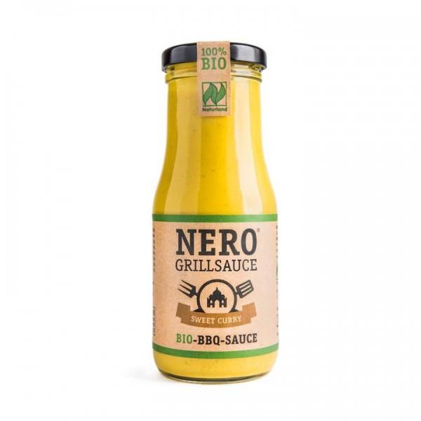 Nero Grillsauce Sweet Curry, 250ml
