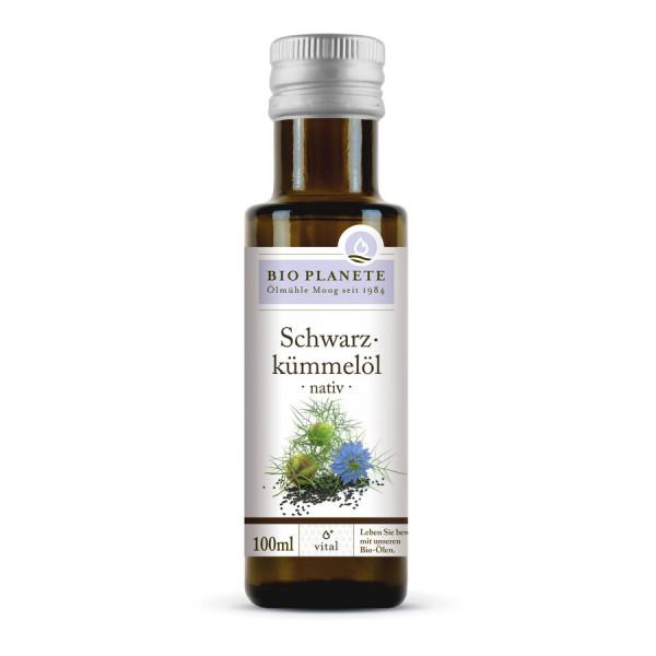 Bio Planète Schwarzkümmelöl nativ