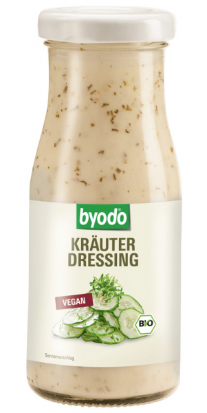 Byodo Kräuter Dressing, 150ml