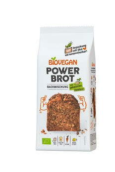 Biovegan Brotbackmischung Power, 350g