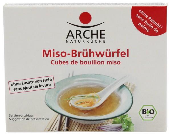 Arche Naturküche Miso-Brühwürfel