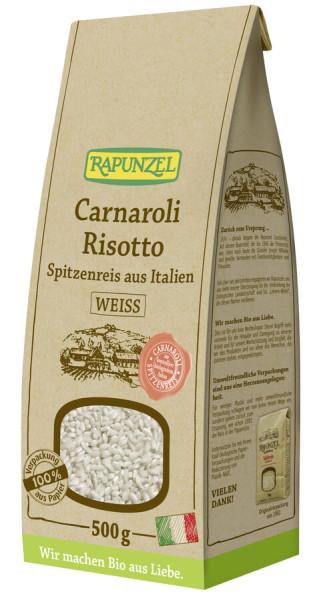 Rapunzel Carnaroli Risotto Spitzenreis weiß