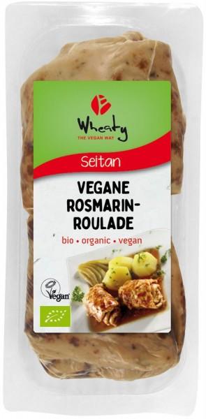Wheaty Wheaty Vegane Rosmarin-Roulade