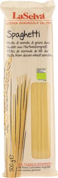 LaSelva Spaghetti - Nudeln aus Hartweizengrieß