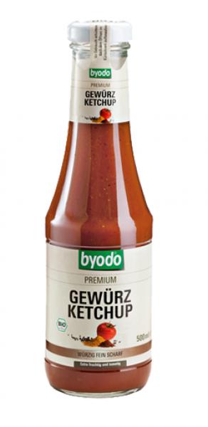 Byodo Gewürz Ketchup, 500 ml