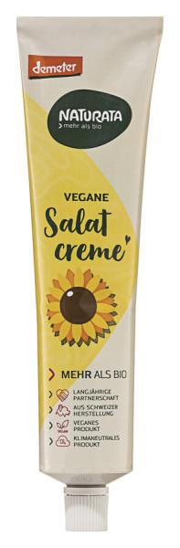 NATURATA Vegane Salatcreme ohne Ei in der Tube