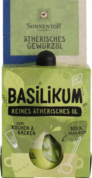 Sonnentor Basilikum ätherisches Gewürzöl