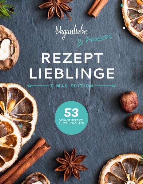 Rezeptlieblinge X-MAS Edition, Veganliebe & Friends