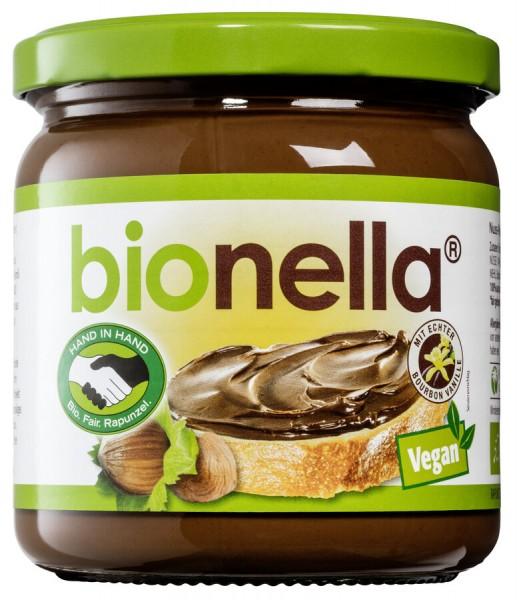 Bionella bionella Nuss-Nougat-Creme vegan HIH