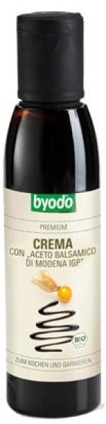 Byodo Crema con Aceto Balsamico, 150 ml