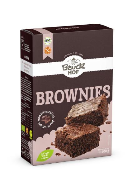 Bauckhof Brownies glutenfrei Bio