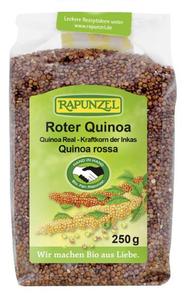 Rapunzel Quinoa rot HIH